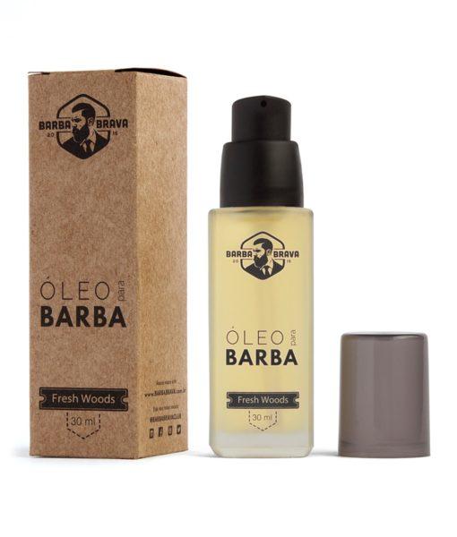 óleo para barba barba brava