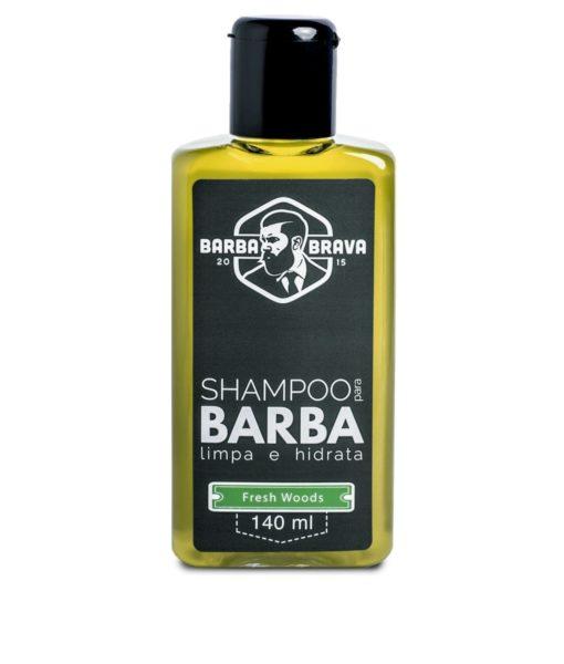 shampoo para lavar a barba